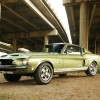 One-owner Shelby Mustang